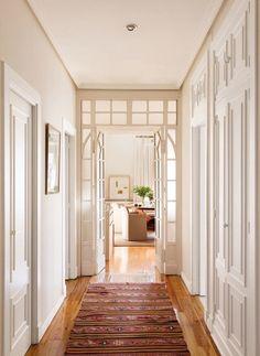 Parisian Apartment, Dream Apartment, Apartment Design, Living Room Interior, Home Interior Design, Casa Feng Shui, Design Case, Home Bedroom, My Dream Home