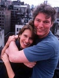 Christopher and Dana Reeve