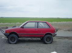 Subaru Justy ii
