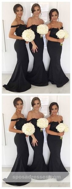 Sexy Off Shoulder Bridesmaid Dresses, Black Mermaid Bridesmaid Dresses, Cheap Long Bridesmaid Dresses Online, · Oktypes · Online Store Powered by Storenvy Off Shoulder Bridesmaid Dress, Maroon Bridesmaid Dresses, Black Bridesmaids, Mermaid Bridesmaid Dresses, Bridesmaid Dresses Online, Wedding Bridesmaid Dresses, Mermaid Dresses, Wedding Gowns, Bridesmaid Outfit