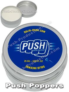 PUSH SOLID POPPERS big #Poppers #SolidPoppers #poppers_com Inventions, Big