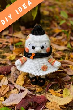 """This pattern is available in English. It consists of 27 pages of the detailed description in the pdf format and contains more than 60 quality photos. This crochet pattern doesn't contain the crocheting lessons. Yoy should have the basic crochet skills. Skill level - easy/beginners. The size of finished toy is approx. 18,5 cm = 7,3"""" with cap (16 cm = 6,3"""" without cap)."""