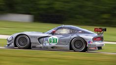 Viper GTS-R claims first ALMS win at Road America. Breaking a decade-long hiatus with a triumphant comeback.