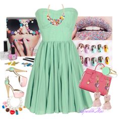 """""""I Want Candy"""" by sparklemar on Polyvore"""