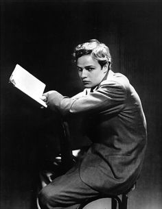 Marlon Brando, 1946 by Cecil Beaton.  Never been a fan, but this is really a good photograph.