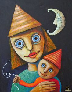 Pinturas Surreal por Leszek Kostuj - Parte 4
