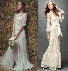 Платье рустик фото