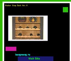 Shaker Step Back Hut H 161002 - The Best Image Search