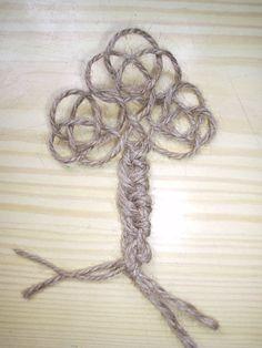 Узелковый талисман «Денежное дерево» | Магия Шувани