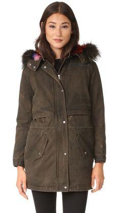 Rebecca Minkoff Theo Coat On sale