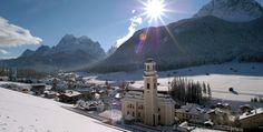 Sexten, Italy. Best Ski Trips EVER!!!