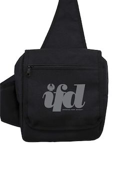 Kid's Eagle IFD Initials Sling Backpack