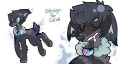 .:LupisVulpes:. -Design for Caint-