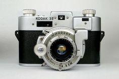 Kodak 35 Rangefinder Camera