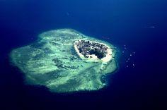 Small Island near Makassar, Indonesia
