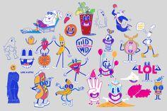 Characters - Will Bryant Studio