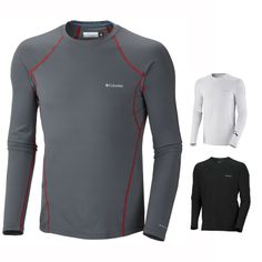 Men's Columbia Omni Heat Baselayers  - Outfitters, Grouse Mountain, Vancouver - Pin It To Win It Contest