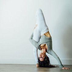 standing splits #yoga