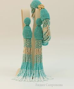 Little beads Jewellery / Beads / Beaded Jewellery: schema master classes