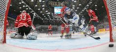 Credit New Coaching Approach as Finland Hockey Seeks Triple Gold - NYTimes.com