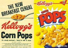 Kellogg's Corn Pops marks 50th anniversary