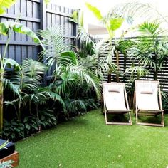 95 Small Courtyard Garden with Seating Area Design Ideas Courtyard gardens, enclosed on all sides by walls or fences, can transform a cramped space into an oasis. They preserve privacy while welcoming sunlight. Simple Garden Designs, Modern Garden Design, Small Courtyard Gardens, Small Courtyards, Courtyard Design, Backyard Pool Landscaping, Front Yard Landscaping, Landscaping Ideas, Tropical Landscaping
