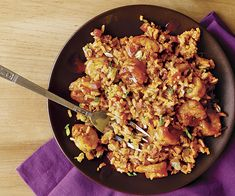 New Orleans native and cookbook author Poppy Tooker demonstrates step-by-step how to make her Creole-Style Shrimp Jambalaya