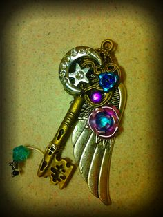 fantacy art keys | Midnight Stardust Fantasy Key by Starl33na on deviantART