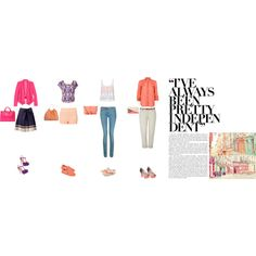 Capsule collection mix and match