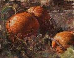 Autumn Study by Matt Abraxas