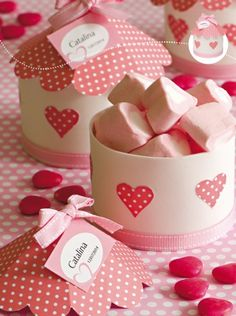 Dulcero Baby Shower - Goma Eva Tin Can Crafts, Diy And Crafts, Valentine Treats, Valentines, Red Party Themes, Pinterest Crafts, Baby Shower, Candy Bouquet, Fiesta Party