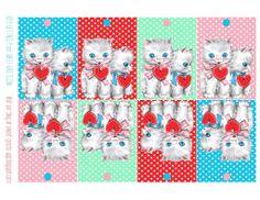 Kitty Tag Set | Flickr - Photo Sharing!