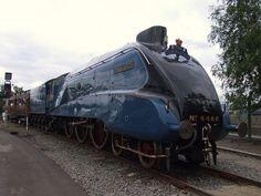 LNER A4 4468 Mallard at RailFest, National Railway Museum (08/06/2012) | Flickr - Photo Sharing!