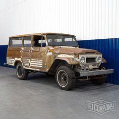 Follow our new project: 1967 Toyota Land Cruiser FJ45LV Capri Blue/White, see related pics #fjco1967fj45capriblue #fj40 #fjrestoration #instacars #carsofinstagram