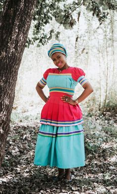 Sepedi Traditional Dresses, African Traditional Wedding, Traditional Fashion, African Wedding Attire, African Attire, African Wear, African Lace Dresses, African Fashion Dresses, Africans