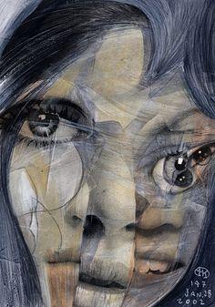 Untitled by Takahiro Kimura on Curiator, the world's biggest collaborative art collection. Artist Bio, Digital Museum, Collaborative Art, Fukuoka, Fantastic Art, Art Techniques, Traditional Art, Illustrators, Photo Art