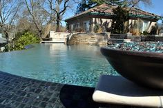 One of the local pools we've worked on here in Northern California's Bay Area Swimming Pool Repair, Swimming Pools, Aqua Pools, Northern California, Bay Area, The Locals, Outdoor Decor, Swiming Pool, Pools