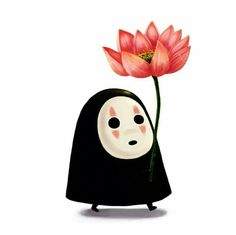 Spirited Away Chibi Studio Ghibli Art, Studio Ghibli Movies, Chat Bus, Personajes Studio Ghibli, Chibi, Spirited Away, My Neighbor Totoro, Animation, Hayao Miyazaki