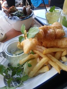 One of the best Fish and Chips in Sydney #sydney #australia