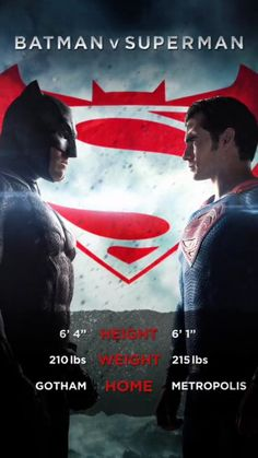 Batman vs Superman Actually a good film i did get lost at points but i enjoyed it and hello eye candy !!!