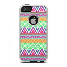 Tribe OtterBox Commuter iPhone 5 Case Skin