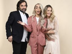 INTERVIEW. Bilal Hassani : ''Je veux partager un message d'amour'' Bilal Hassani, Interview, Gout, People, Suit Jacket, King, Celebrities, Cute Jokes, Female Singers