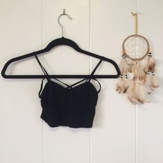 Brandy Bralette Super cute with low tops Brandy Melville Intimates & Sleepwear Bras