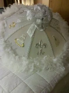 Brides second line umbrella