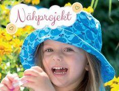 Freebook Sonnenhut/Fischerhut mit Nackenschutz für Kinder nähen