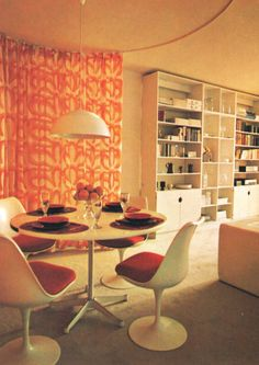 1970s Furnishings and Decor