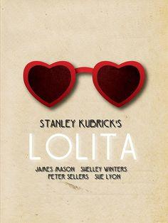 #Kubrick, Lolita Poster