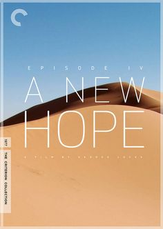 A New Hope - Mock Criterion Collection