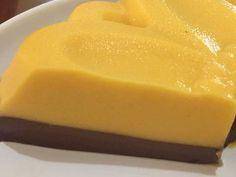 Resep Choco Mango Silky Pudding favorit. Awalnya beli mangga krn mo bebikin Mangi Thai yg lg booming bgt. Tapi ga tau knp mendadak putar haluan malah bikin pudding. Pas msh ada stok nutrijel n agar2. Tapi hasrat bebikin mango thai msh nyangkut di hati