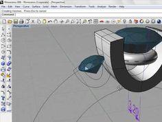 rhino tutorial creating a waffle model   part 3 rhino